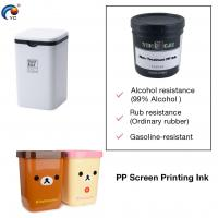 PP/PET Solvent Base Ink - Free Treatment Manufactures
