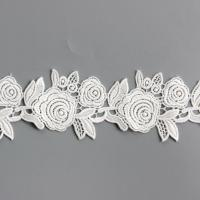 Clearance 65MM Width Rose Flower E Item NO.:XM066 Manufactures