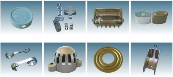 Quality Metal Stamping Parts Metal Stamping Parts for sale