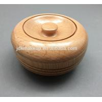 Buy cheap Shaving Soap Bowl with Bamboo Material from wholesalers