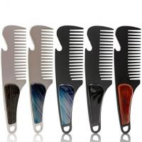 Wide Tooth Hair Comb for Barber Styling Kit Manufactures