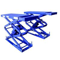 IN Ground Mounting Scissor Lift Manufactures