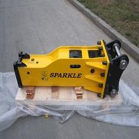 Box silent type hydraulic breaker Manufactures