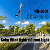 Solar Wind Hybrid Light ND-E901