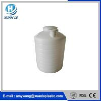 China vertical plastic water storage tanks on sale