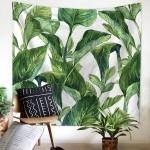 China Tapestry Tapestry-leaves