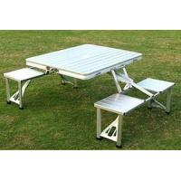 Tent Products outdoor camping foldable table with chair Manufactures