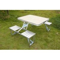 Tent Products camping folding table with chair Manufactures