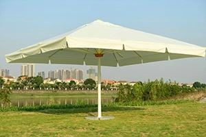 Quality Tent Products booth sunshade umbrella for sale