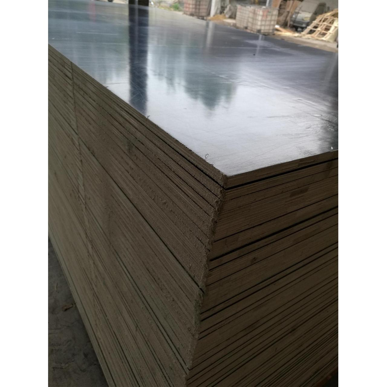 Buy cheap Film Faced Plywood finger joint core quality film faced plywood with logo from wholesalers
