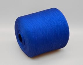 Quality Colored yarn Low Shrinkage Hot Sell Vigin Spun Polyester Yarn For Sewing for sale