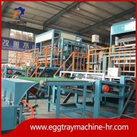 Pulp Tray Machine MOLDED PULP EGG TRAY MAKING MACHINE Manufactures