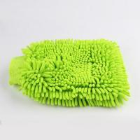 chenille wash mitt car cleaning glove Manufactures