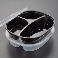 Buy cheap 3 Compartment Meal Prep Containers from wholesalers