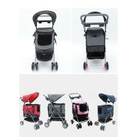 Pet Carrier Pet Stroller with Wheels Airline Carrier Manufactures