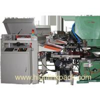 China CNC Pucnhing Press Machine full sheet 2-cavity 170 caps/hour with sheet feeder for ROPP Closure on sale