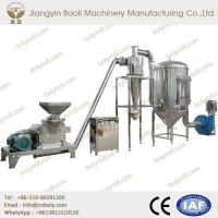 China Pulverizer Machine Small Scale Stainless Steel Spice Grinding Machine on sale