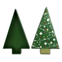 Custom Christmas Tree Irregular Candy Chocolate Gift Box Manufactures