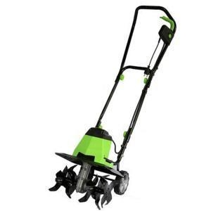 Quality 1500W Hand Push Electric Tiller Cultivator From Vertak for sale
