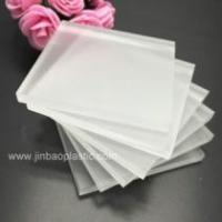 5mm white matte acrylic sheet Manufactures