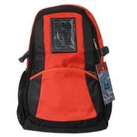 Classical Backpack Home Backpack with Solar Charger for Travelling Manufactures