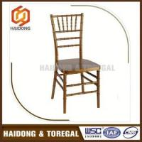 New Condition White Morden Resin Banquet Chiavari Chair For Sale Manufactures