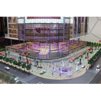 China real estate developer 3d architectural model with lift and up , architectural model