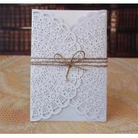 DIY Your Own Wedding Invitation, Wholesale Invitation Accessories, Laser Cut Invitation Covers Manufactures