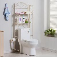 3 Tiers Free Standing Bathroom Toilet Rack