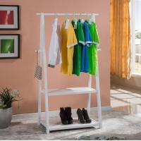 Solid Wood Pulley Clothes Tree Clothes Hanger Manufactures