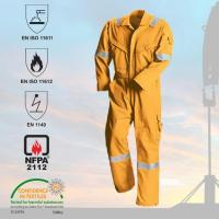 Pyrovatex Antistatic Coverall Manufactures