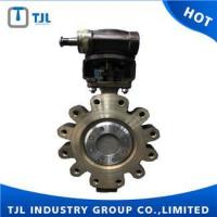 Double Eccentric LUG Butterfly Valve 4 Inch Manufactures