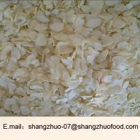 Rated Dry Garlic Flakes Manufactures
