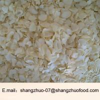 Garlic Dried Flakes Chips Manufactures