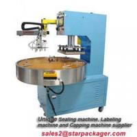 China Manual Plastic Cup Sealing Machine on sale