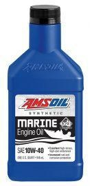 Quality 10W-40 Synthetic Formula 4-Stroke Marine Oil for sale