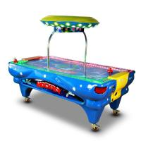JiaXin XiongZhiYe Outer Space Air Hockey Table Coin Operated Manufactures