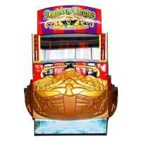 Indoor Coin Operated Pirate Target Shooting Game Machine Manufactures