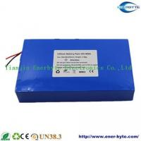 Lithium Battery Pack 12V40ah for Solar Energy Storage Manufactures