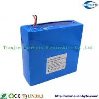 LiFePO4 Battery Bank 12V 50ah for Solar Energy Storage & UPS Manufactures