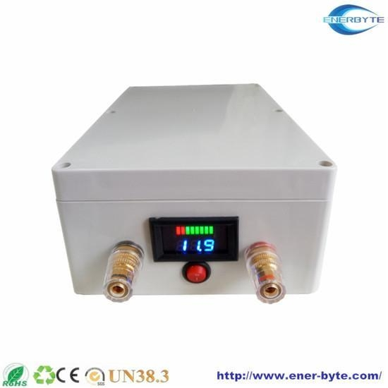 Quality Lithium Ion Battery LiFePO4 Battery 12V 40ah for sale