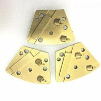 Buy cheap Quick Change Metal PCD Shoes from wholesalers