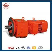 China R Series Helical Geared Motor transmission gearbox shaft Same As SEW Brand on sale