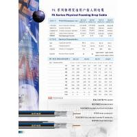 CATV COAXIAL CABLE FK Series physical foaming cable subscriber access network Manufactures