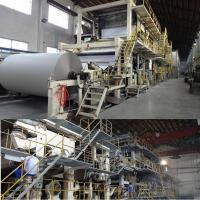 3200mm 35T/day test liner paper making machine