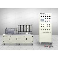Buy cheap Wire Fire Resistance+ Mechanical Shock Testing Machine, IEC 60331 from wholesalers