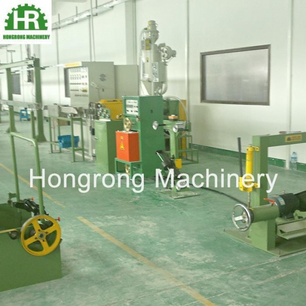 Quality Electrical Cable Extruder Machine for sale