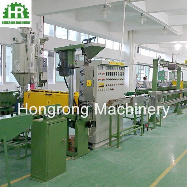 Quality Flexible Cable Extruder Machine for sale