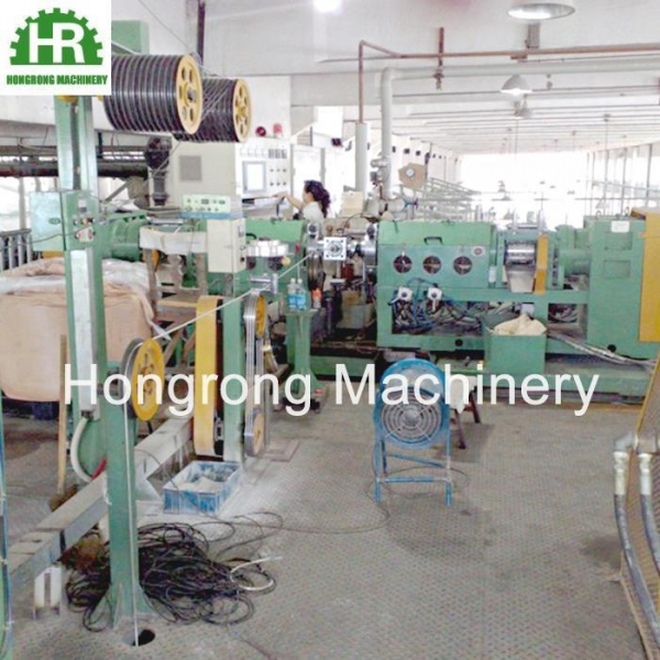 Quality Rubber Cable Extruder Machine for sale