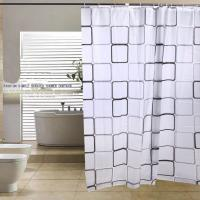 China Shower Curtain Heavy Duty Shower Curtain on sale